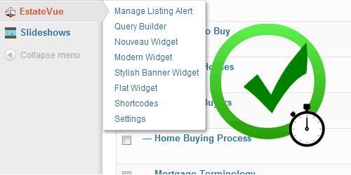 wordpress mls idx plugin