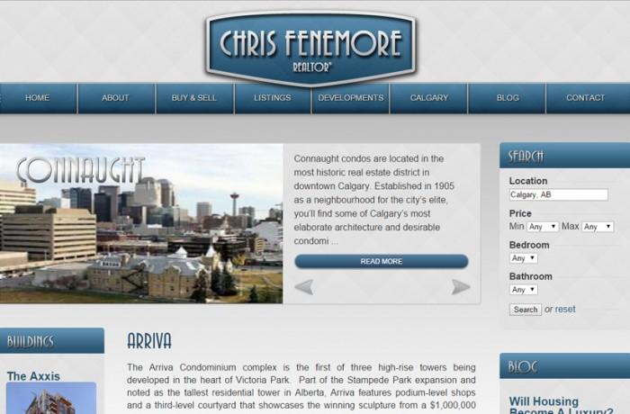 Chris Fenemore