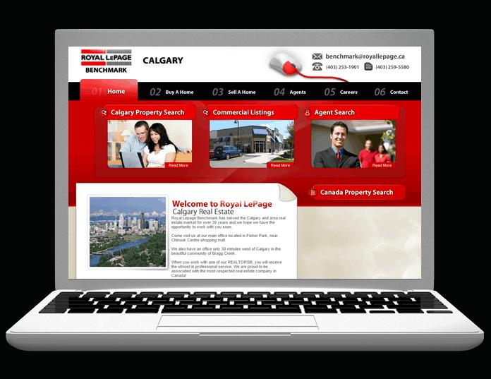 best real estate website for brokers