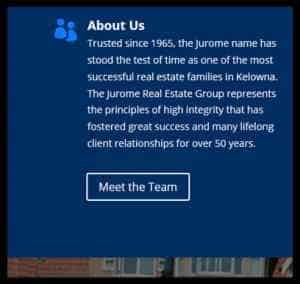QuickStart Real Estate Website Example