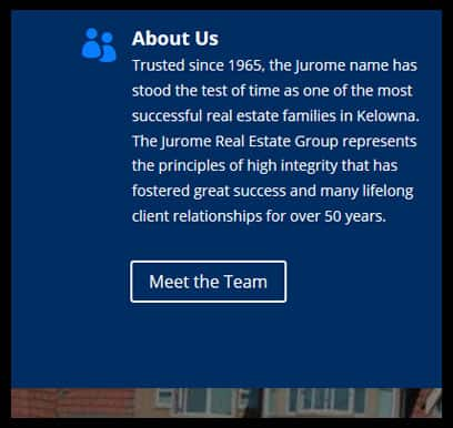 QuickStart Real Estate Website Example