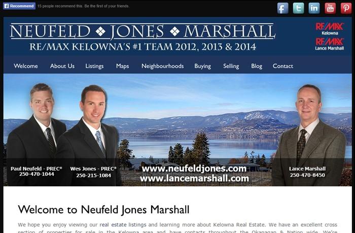 Neufeld-Jones-Marshall