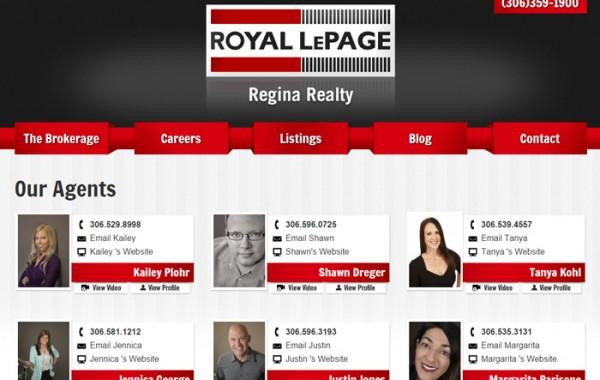Royal LePage Regina
