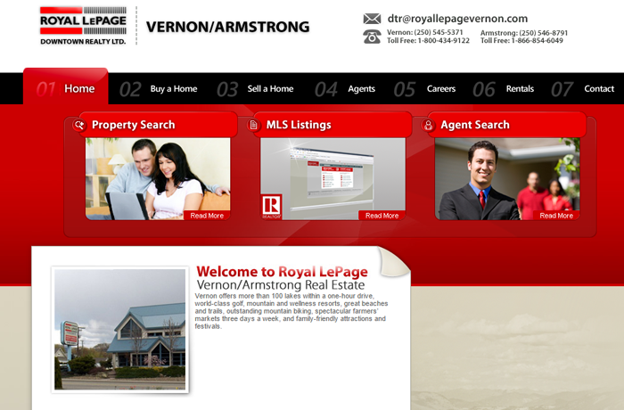 Royal LePage Vernon