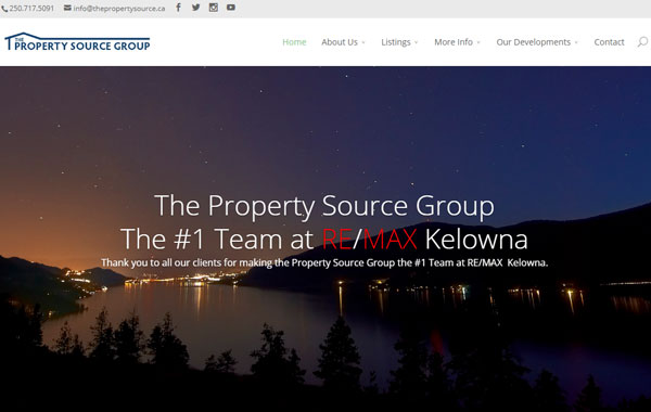 The Property Source Group