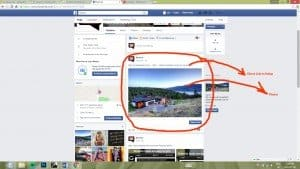 Adding an EstateVue listing in Facebook