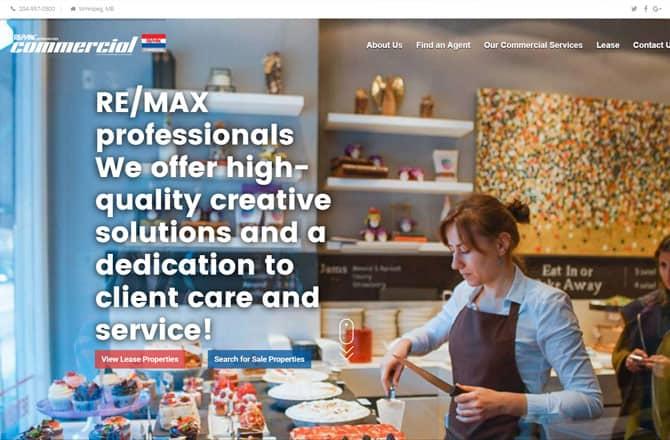 RE/MAX professionals Commercial