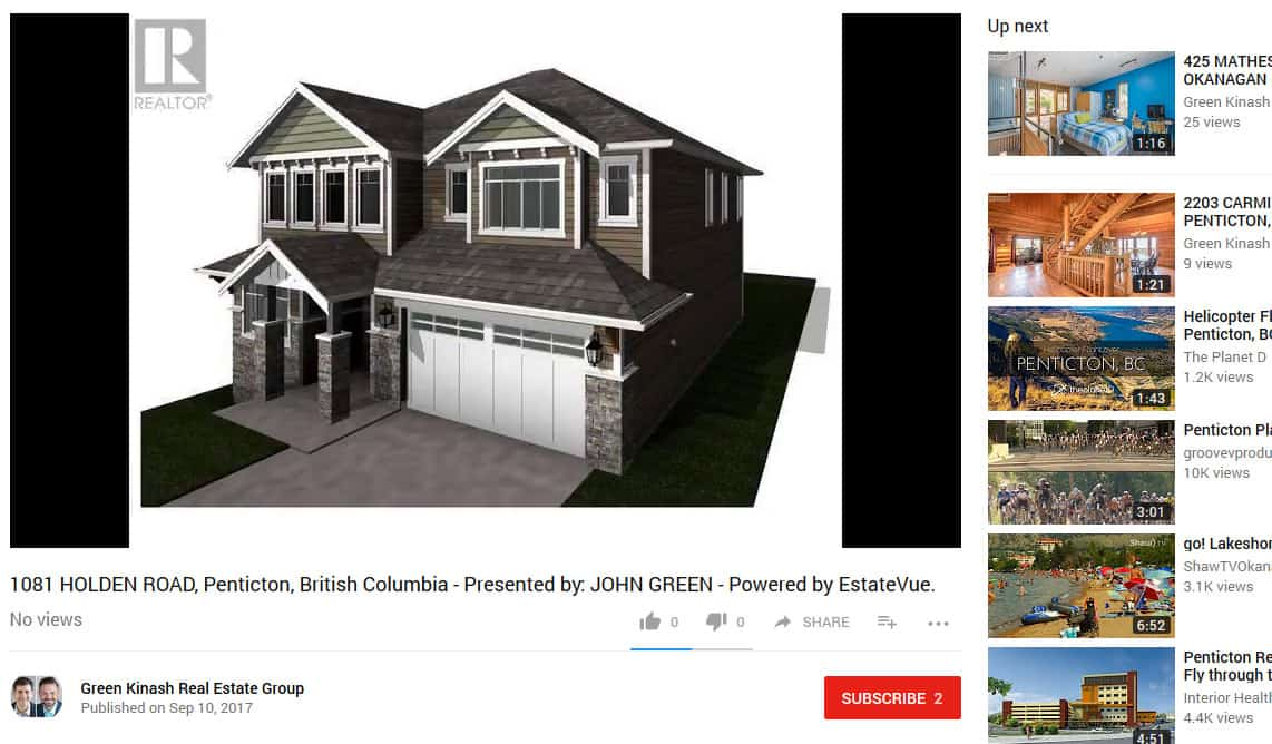 youtube syndication for real estate agents