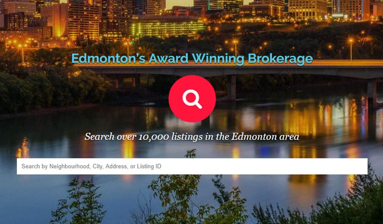 Tips for the best Canadian Real Estate Agent Website home page |