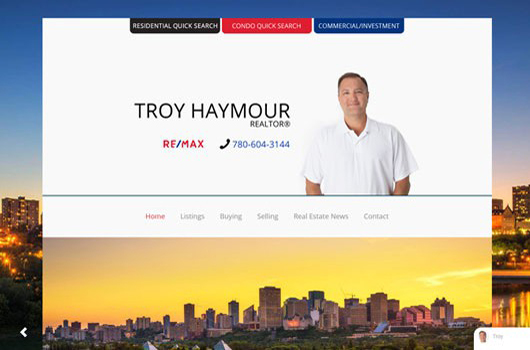 Troy Haymour