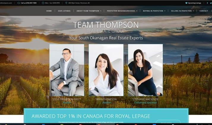 best real estate web design,real estate web design Canada,best real estate web design company in canada